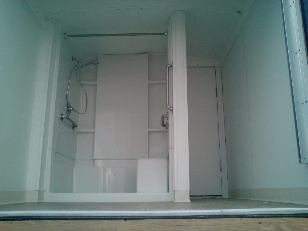 Shower More Complete
